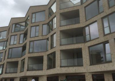 19 appartementen Hooikade Delft
