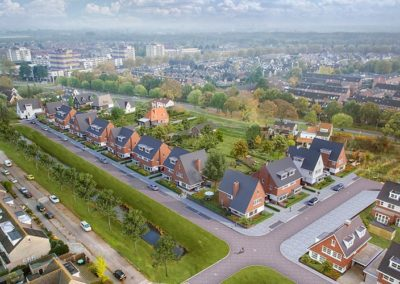 """23 woningen """"Groot Goed"""" Ridderkerk"""
