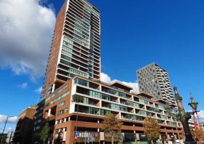 100 hoog Rotterdam